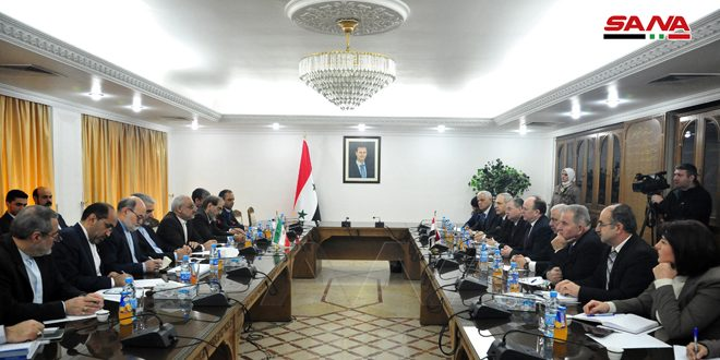 Syria, Iran discuss enhancing educational cooperation
