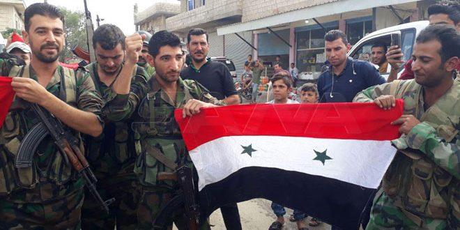 Ejército de Siria se despliega en nuevos poblados en el campo de Hasakeh