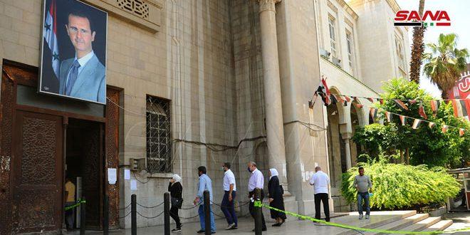 En fotos: Tribunales sirios reanudan plena actividad judicial después de flexibilizar medidas contra Coronavirus