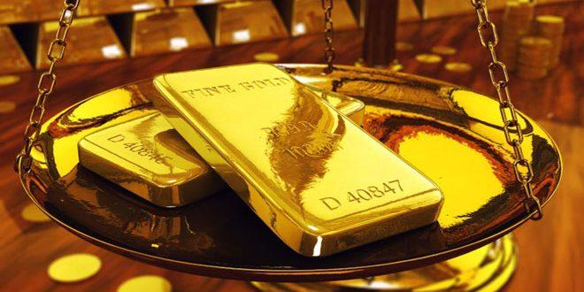 قیمت طلا کاهش یافت