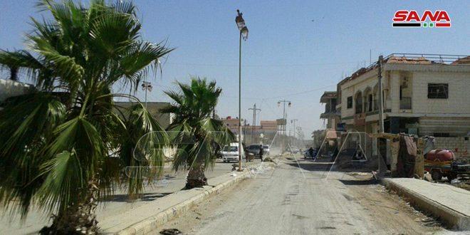 В провинции Дараа убит глава местного совета поселка Нахта