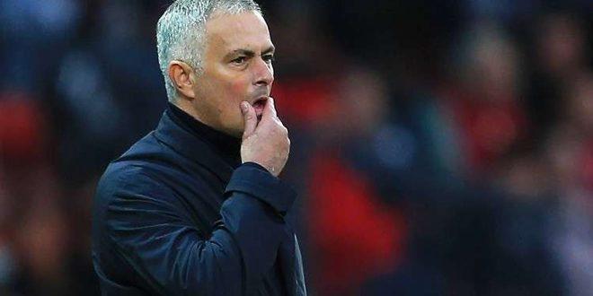 مورينيو يؤكد بقاءه مع مانشستر يونايتد حتى نهاية عقده