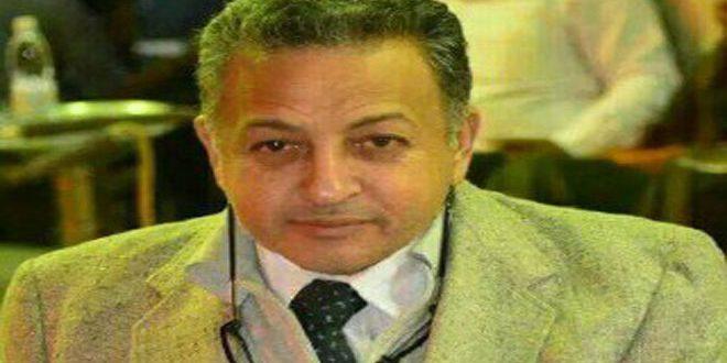 سياسي مصري: سورية انتصرت على المخطط الإرهابي