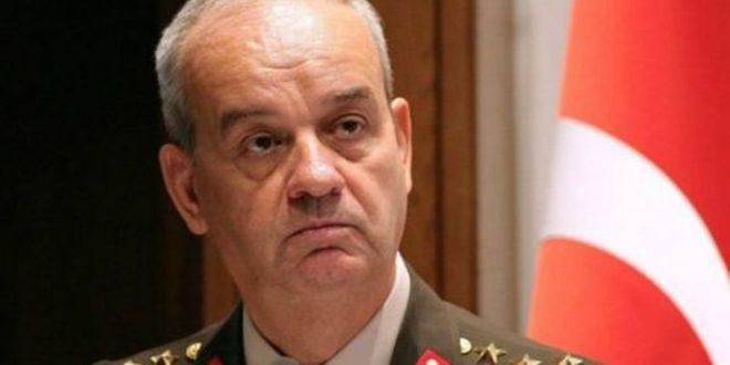 رئيس الأركان التركي السابق: الحفاظ على وحدة سورية وسيادتها أمر ضروري لأمن تركيا واستقرارها